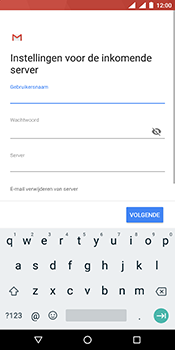 Nokia 7 Plus Dual-SIM (TA-1046) - E-mail - Handmatig instellen - Stap 16
