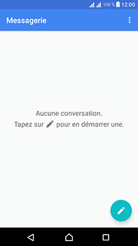 Sony Xperia L1 - Mms - Envoi d