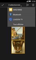 Alcatel OT-5050X Pop S3 - Photos, vidéos, musique - Envoyer une photo via Bluetooth - Étape 10
