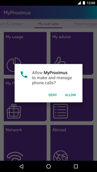 Huawei Google Nexus 6P - Applications - MyProximus - Step 11