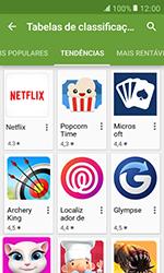 Samsung Galaxy Xcover 3 (G389) - Aplicações - Como pesquisar e instalar aplicações -  10
