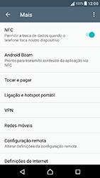 Sony Xperia XA (F3111) - Internet no telemóvel - Como configurar ligação à internet -  7