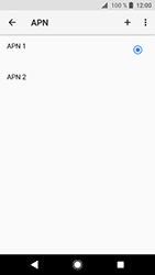 Sony Xperia XZ Premium - Android Oreo - MMS - configuration manuelle - Étape 17