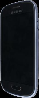 Samsung Galaxy S3 Mini - Premiers pas - Découvrir les touches principales - Étape 8