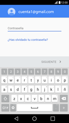 LG K10 4G - E-mail - Configurar Gmail - Paso 12
