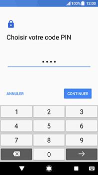 Sony Xperia XA2 Ultra - Sécuriser votre mobile - Activer le code de verrouillage - Étape 8