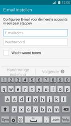 Samsung G900F Galaxy S5 - E-mail - Handmatig instellen - Stap 6