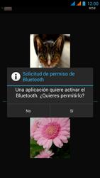 Wiko Stairway - Bluetooth - Transferir archivos a través de Bluetooth - Paso 8