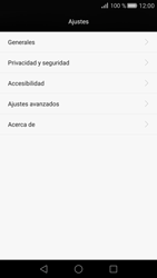 Huawei P8 - Internet - Configurar Internet - Paso 20