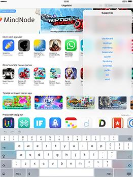 Apple iPad Pro 12.9 (1st gen) - iOS 10 - Applicaties - MyProximus - Stap 4