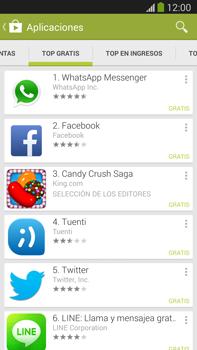 Samsung Galaxy Note 3 - Aplicaciones - Descargar aplicaciones - Paso 9