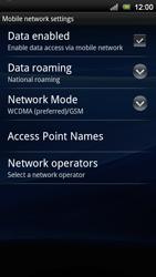 Sony Ericsson Xperia Neo V - Mms - Manual configuration - Step 6