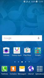 Samsung Galaxy J5 - Primeiros passos - Baixar o manual - Etapa 1