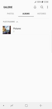 Samsung Galaxy S9 - Photos, vidéos, musique - Envoyer une photo via Bluetooth - Étape 5