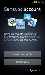 Samsung Galaxy Trend - Premiers pas - Créer un compte - Étape 4