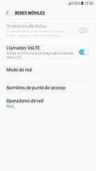 Samsung Galaxy S6 - Android Nougat - Mensajería - Configurar el equipo para mensajes multimedia - Paso 6
