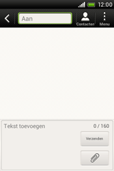 HTC A320e Desire C - MMS - afbeeldingen verzenden - Stap 3