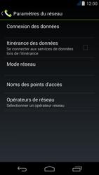 Acer Liquid Jade - Internet - Configuration manuelle - Étape 6