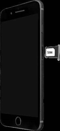 Apple iPhone 6s Plus - iOS 13 - Appareil - comment insérer une carte SIM - Étape 4
