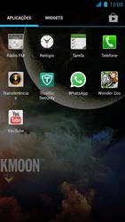 Wiko Darkmoon - Aplicações - Como configurar o WhatsApp -  4