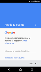 Sony Xperia X - E-mail - Configurar Gmail - Paso 10