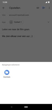 Nokia 7-1-single-sim-ta-1100 - E-mail - Bericht met attachment versturen - Stap 11