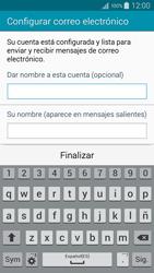 Samsung A500FU Galaxy A5 - E-mail - Configurar correo electrónico - Paso 19