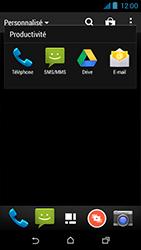 HTC Desire 310 - SMS - Configuration manuelle - Étape 4