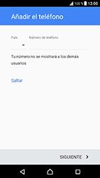 Sony Xperia XZ - Android Nougat - Aplicaciones - Tienda de aplicaciones - Paso 14