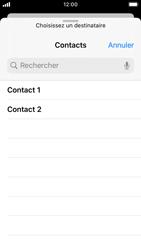 Apple iPhone SE - iOS 13 - E-mail - envoyer un e-mail - Étape 4