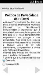Huawei Ascend Y625 - Primeiros passos - Como ligar o telemóvel pela primeira vez -  9
