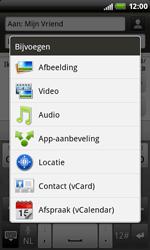 HTC S510b Rhyme - MMS - Afbeeldingen verzenden - Stap 11