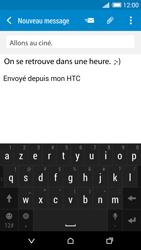 HTC Desire 820 - E-mails - Envoyer un e-mail - Étape 10