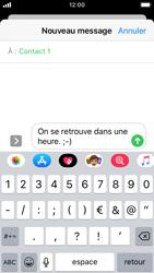 Apple iPhone SE - iOS 13 - MMS - envoi d'images - Étape 9