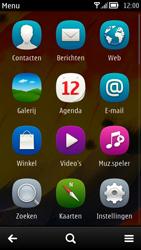 Nokia 700 - Wifi - handmatig instellen - Stap 2