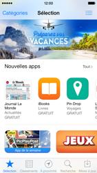 Apple iPhone 5s - Applications - Créer un compte - Étape 3