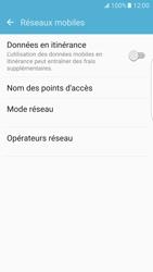 Samsung G935 Galaxy S7 Edge - Internet - Désactiver du roaming de données - Étape 6