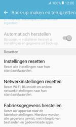 Samsung Galaxy Xcover 3 VE (G389) - Resetten - Fabrieksinstellingen terugzetten - Stap 6