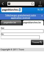 HTC T320e One V - Internet - Navigation sur Internet - Étape 11