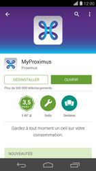 Huawei Ascend P7 - Applications - MyProximus - Étape 9