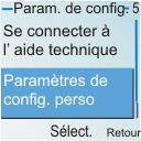 Nokia 6030 - Internet - configuration manuelle - Étape 6