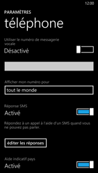 Nokia Lumia 930 - Messagerie vocale - configuration manuelle - Étape 9