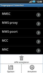 Samsung I5800 Galaxy Apollo - MMS - handmatig instellen - Stap 11