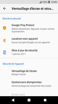 Sony Xperia XA2 Ultra - Sécuriser votre mobile - Activer le code de verrouillage - Étape 5
