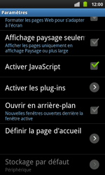 Samsung I9001 Galaxy S Plus - Internet - configuration manuelle - Étape 16