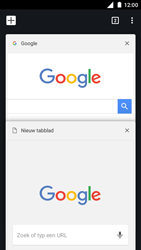 Nokia 5 - Internet - Hoe te internetten - Stap 18