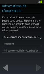 Samsung Galaxy S2 - Premiers pas - Créer un compte - Étape 16