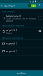 Samsung Galaxy S5 Mini (G800) - Bluetooth - connexion Bluetooth - Étape 10