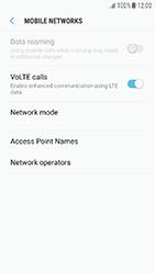 Samsung Galaxy J3 (2017) - Internet - Disable data roaming - Step 7