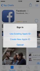Apple iPhone 5s - Applications - Create an account - Step 8